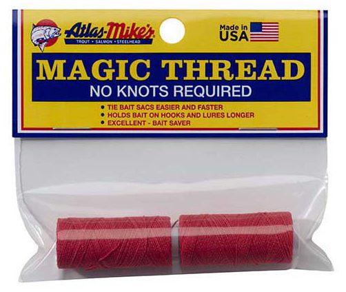66026 Atlas Magic Thread (2 Spools/Bag) - Red