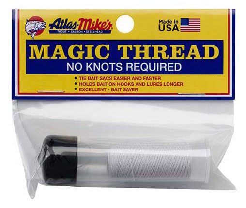 66031 Atlas Magic Thread/Dispenser - White