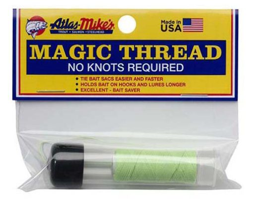 66037 Atlas Magic Thread/Dispenser - Chartreuse