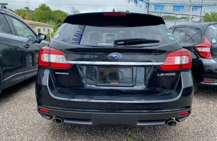 2016 Subaru Levorg full