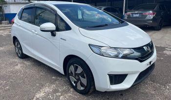 2016 Honda Fit (white)