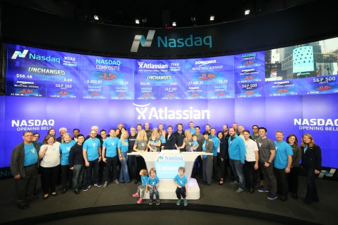 Atlassian IPO in December 2015