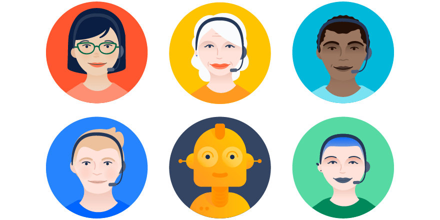 Great customer experience needs a human touch