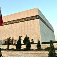 The Martyrs' Memorial and Museum in Amman