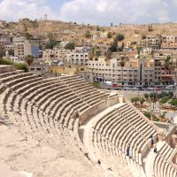 Roman Theater in Amman