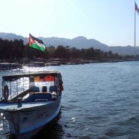 Glass Boats in Aqaba