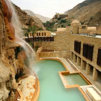 Ma'in Hot Springs Spa
