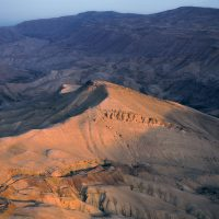 Khirbet At-Tannur Aerial View