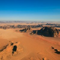 Wadi Rum Spectacular Moonscape