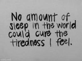 sleep amount