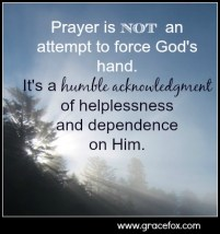 prayer-is-not