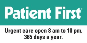 Thank you to Patient First for sponsoring Atlee Little League!