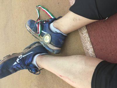 Il nostro week-end di fango e medaglie