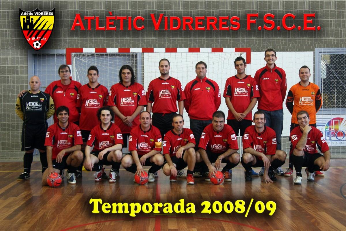 Atlètic Vidreres FSCE