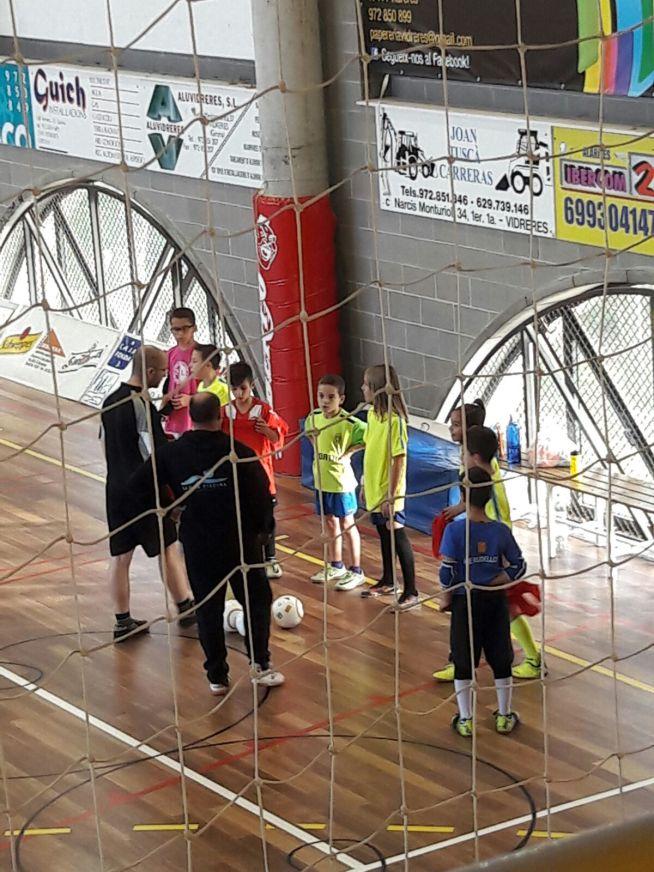 Atlètic Vidreres Futbol Sala Club Espíritu