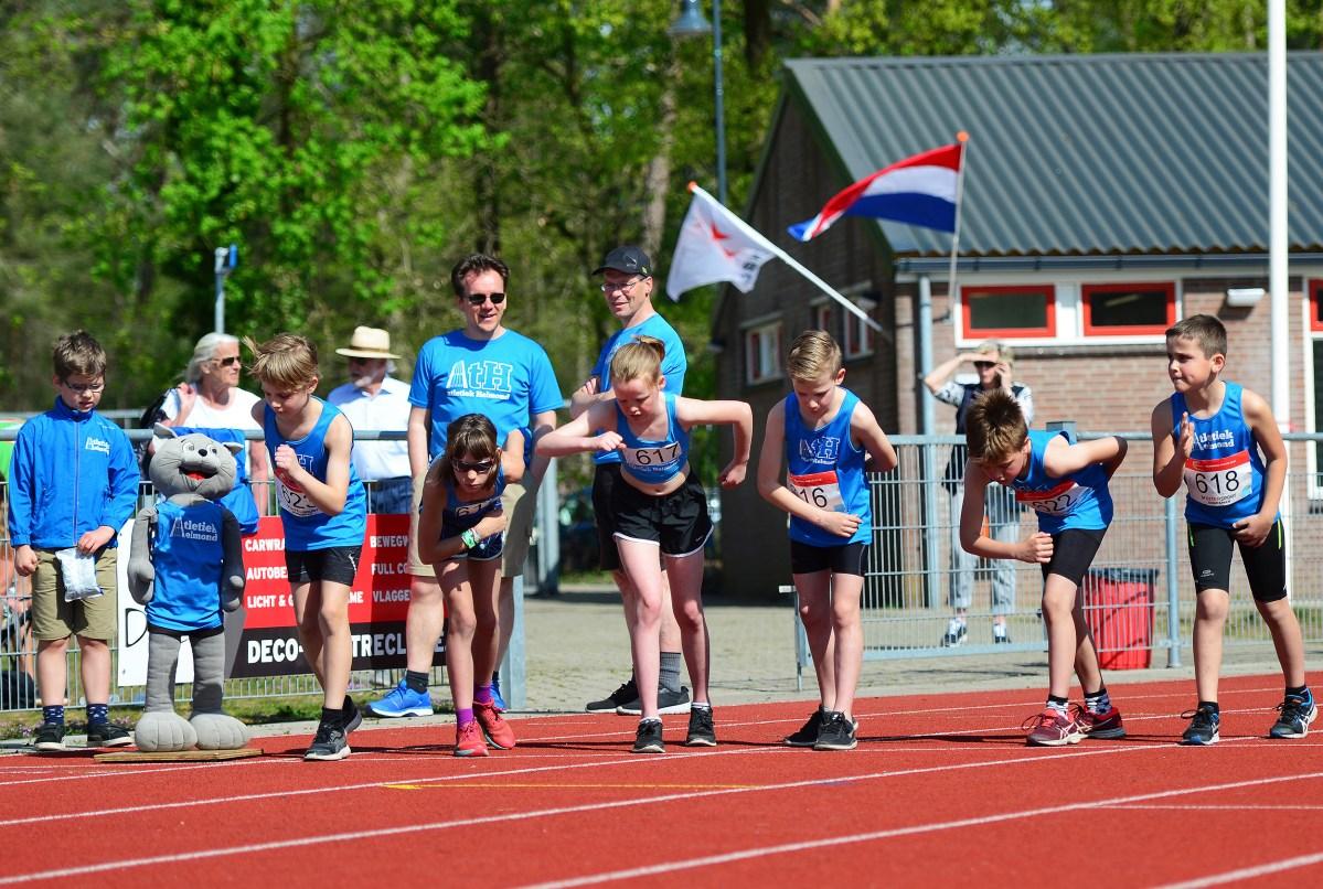 Athletics Champs Helmond 2019