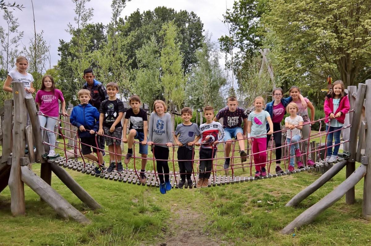 Speeltuin Helmond-West 2018