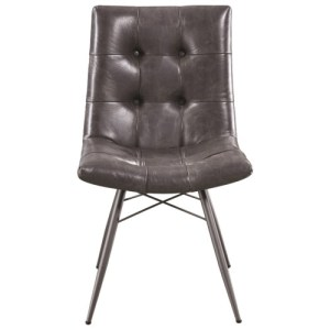 107852 Modern Tufted Dining Chair