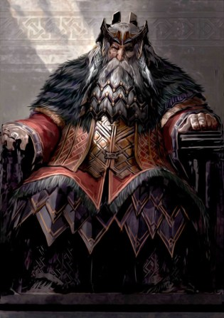 The Dwarven King
