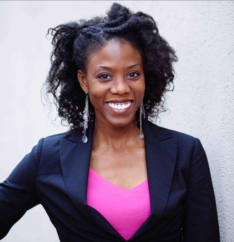 Shanta Crichlow (Director of Fellowship of Chrstian Athletes at Georgia Tech)