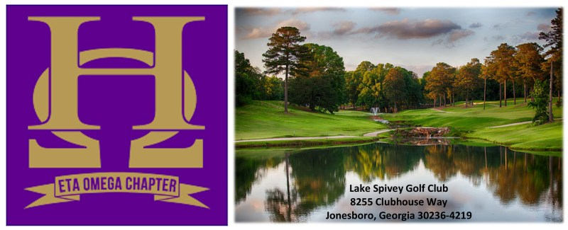 Eta Omega Foundation 2021 Golf Tournament at Lake Spivey Golf Course