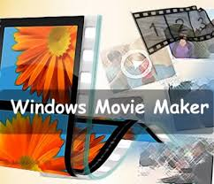– برنامجموفي ميكر windows movie maker