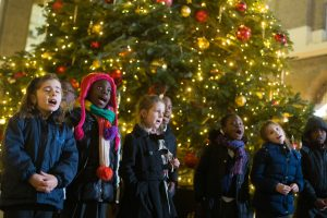 London Bridge Community Christmas with Carols and Lights Switch-on