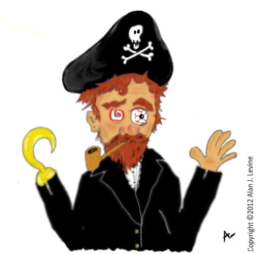 Patchless Pirate