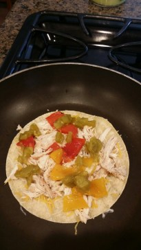 quesadilla filling
