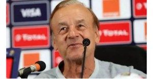 Super Eagles' coach, Rohr,  looking forward to having 'good working relationship' with Yobo
