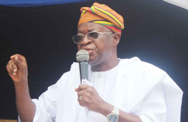 [BREAKING] COVID-19: Osun discharges index case, as Oyetola seeks 30 days national lockdown