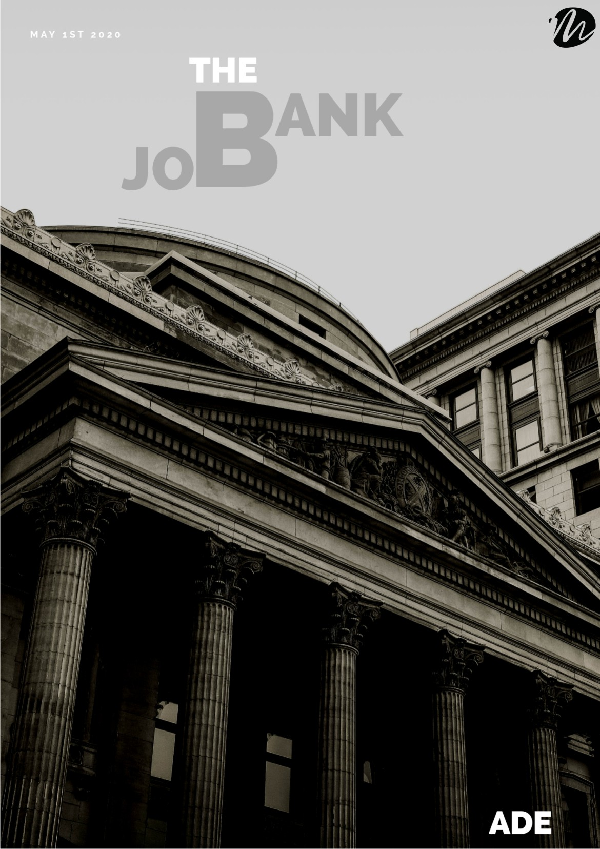 The bank job cover
