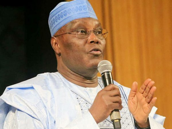Covid-19: Atiku urges prayers for Dokpesi, his family and other cases
