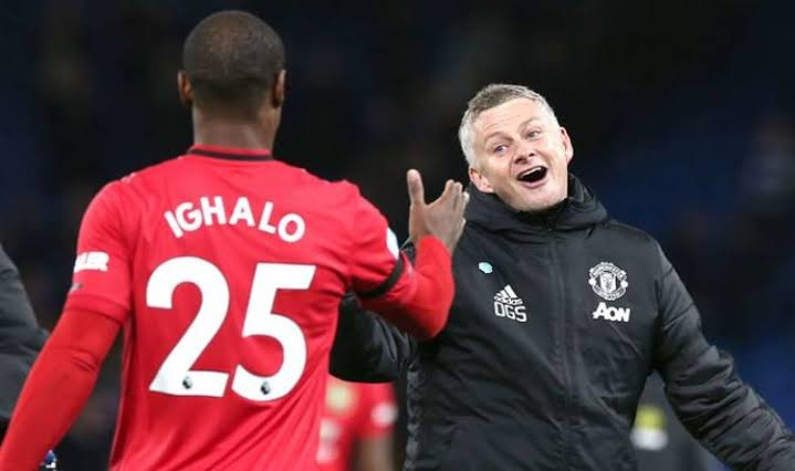 """Breaking: Man United Boss"""" Ole Gunnar Solskjaer"""" Gives An Update On Ighalo's Manchester United Future"""