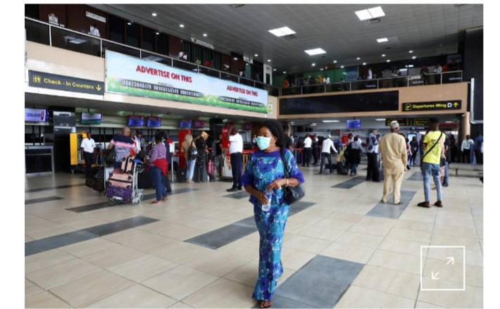 Nigeria resumes international flights Aug 29 – Minister