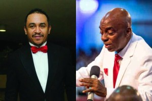 Daddy Freeze apologized to Bishop David Oyedepo