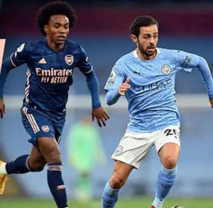 Manchster City defeated Arsenal 1-0 in their Premier League clash at the Etihad Stadium