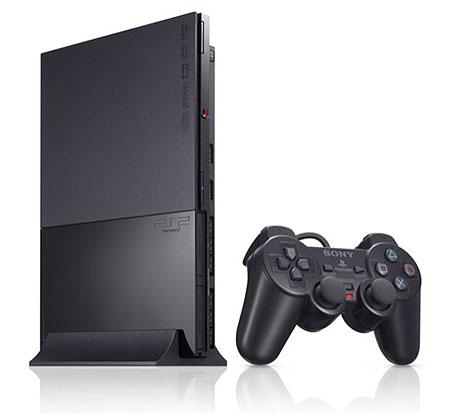 Slimmer (yet) PS2