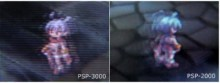 PSP 2000 scanlines