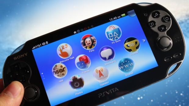 PlayStation Vita 2.20 OFW add folders for better organisation