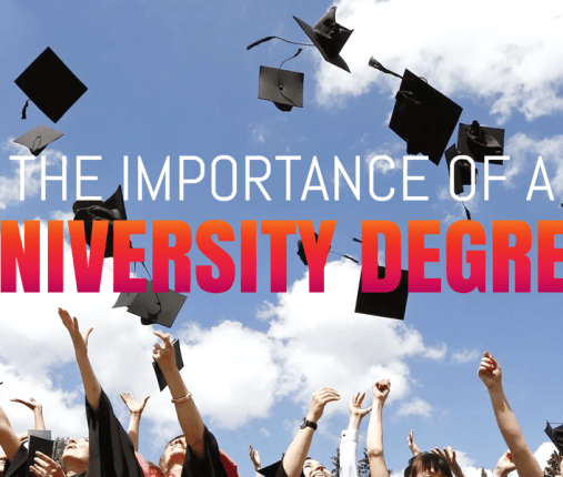 The Importance of a University Degree