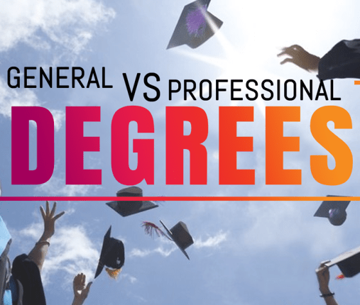 The biggest decision around university study is choosing a degree. Your choice determines which career paths are available when you graduate.