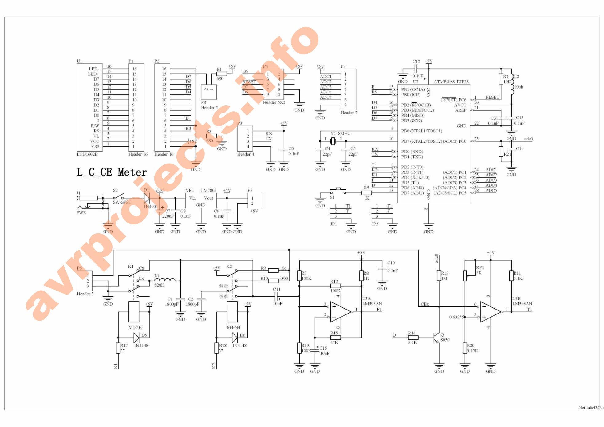 Avr Atmega Projects Archives
