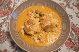 at mimi's table simple chicken and biscuits casserole