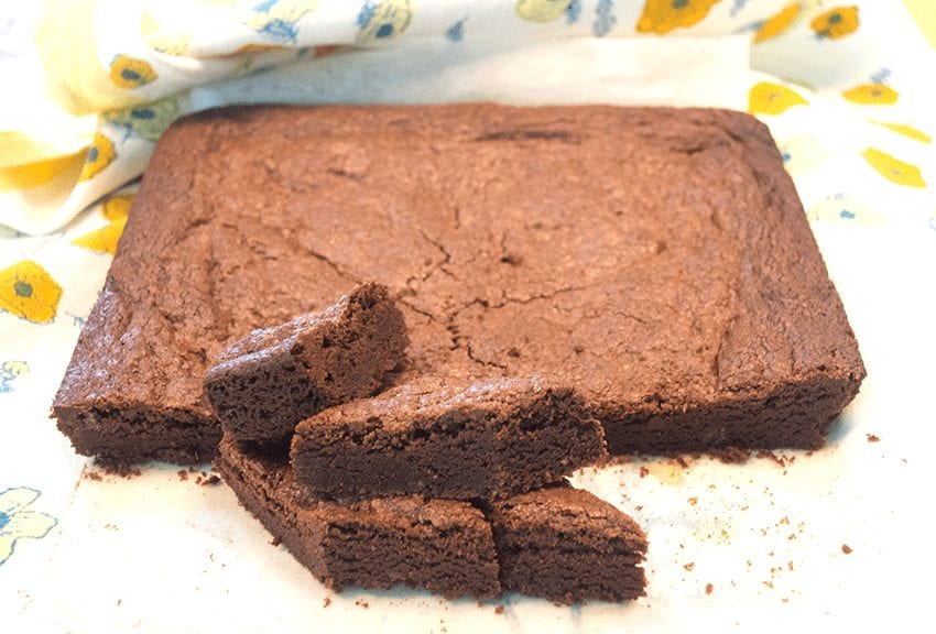 at mimis table decadent rich fudgy brownies 2