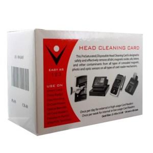 Card Reader Cleaner Cards 50 ct.