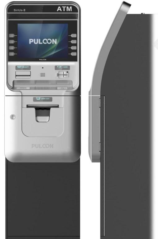 sirius II pp - Puloon SiriUs II ATM Shell Unit