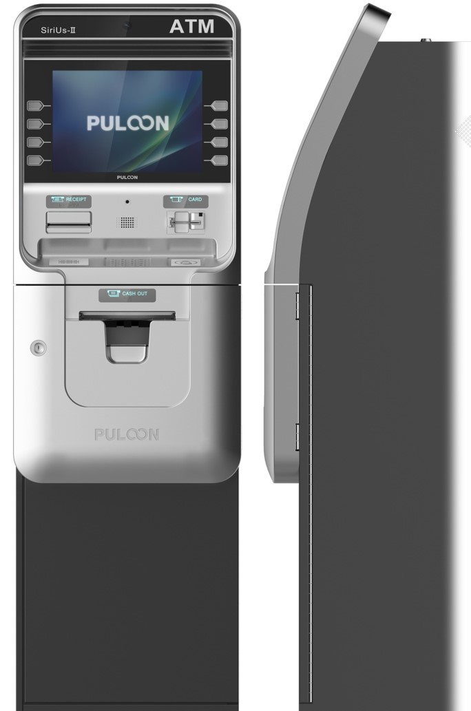 "sirius II pp - SiriUs II - The Beautiful New 15"" Display ATM"