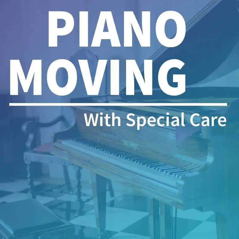 Moving Pianos With Special Care