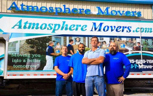 Corporate Mover New Orleans